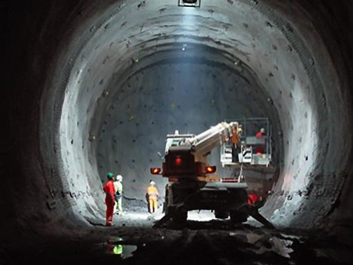 Подземные строители